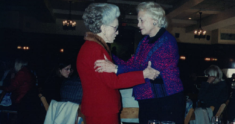 Former Supreme Court justice Sandra Day O'Connor